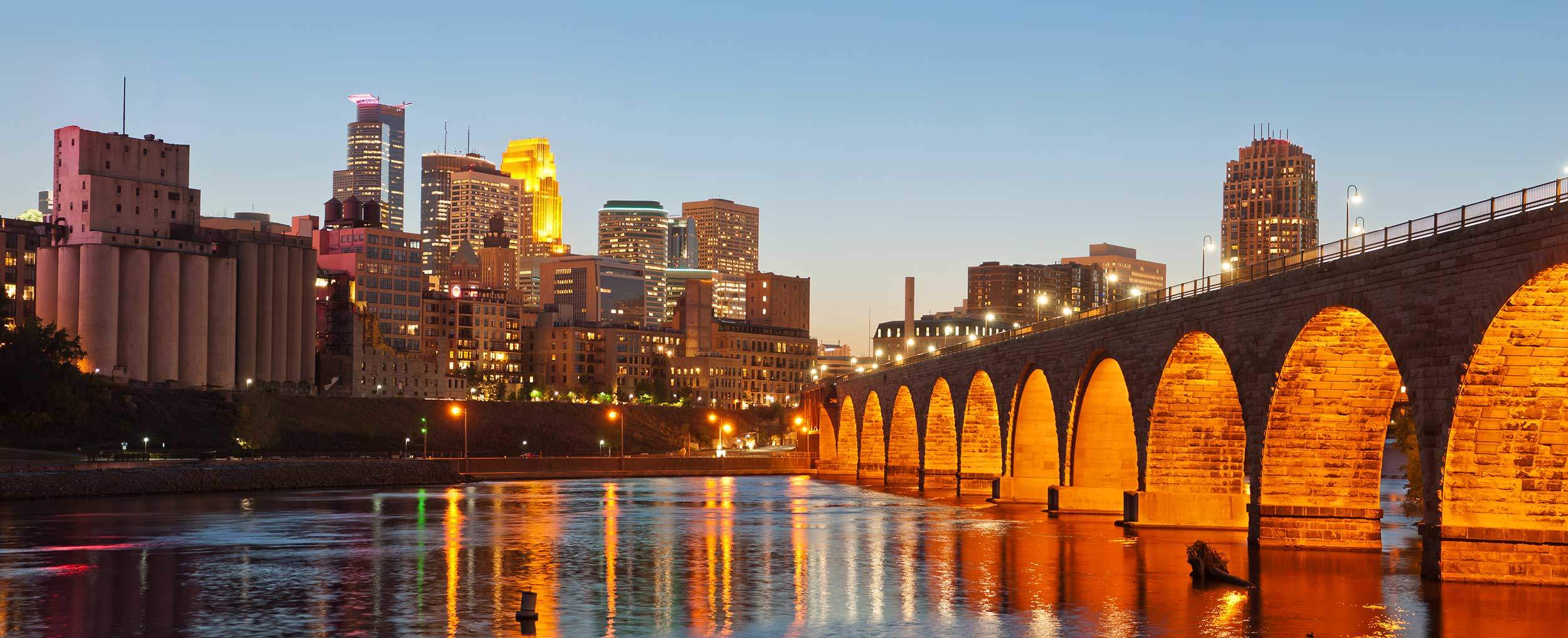 Minneapolis Bridge
