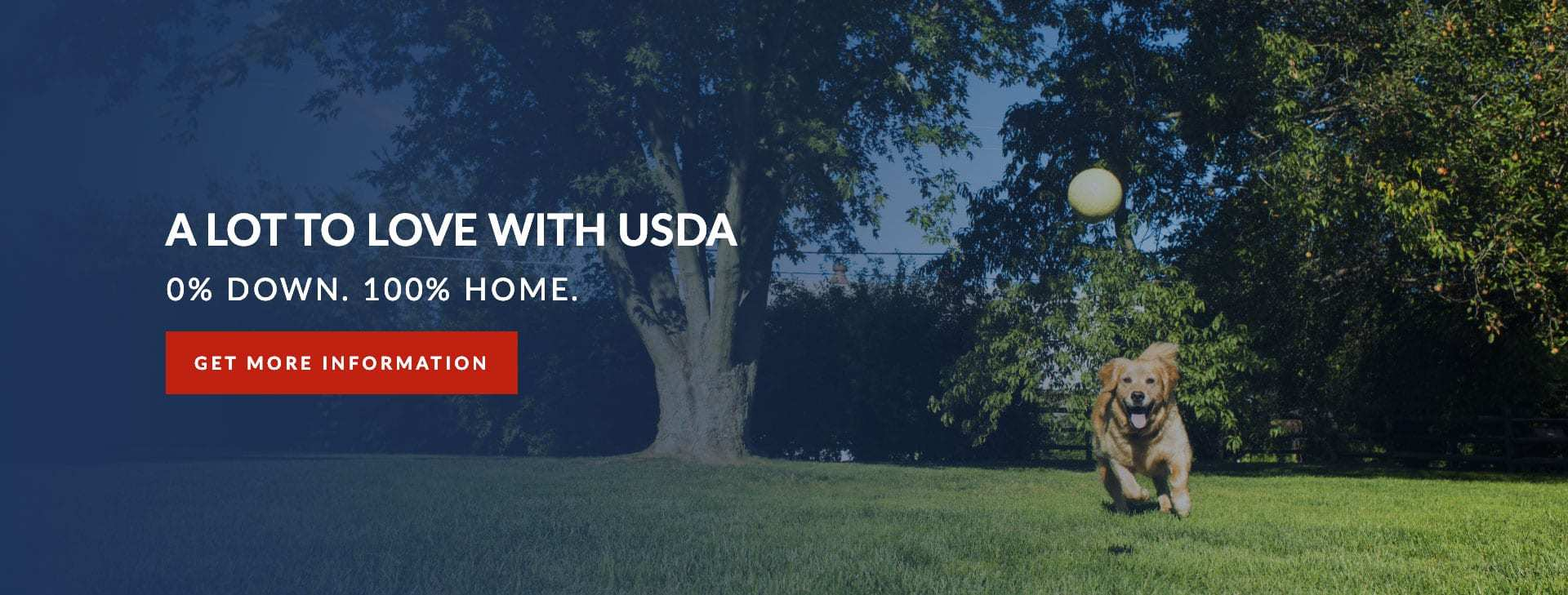 A Lot to Love with USDA